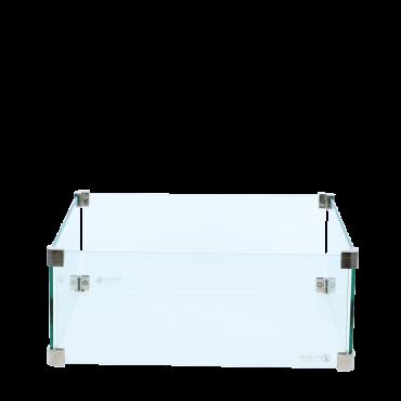 Cosi square glass set L