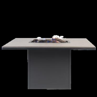 Cosiloft 120 relax dining black / grey